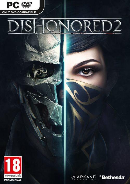 Jeux Dishonored 2 ou DOOM 2016 sur PC (Dématérialisé - Steam) à 3.99€