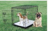 Cage pour animaux avec tapis - 60x44x49 cm