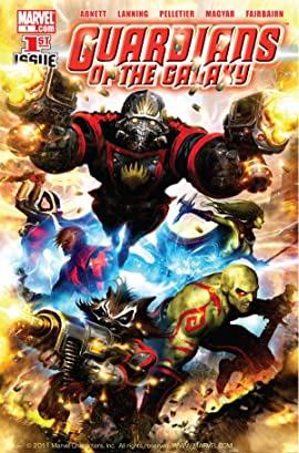 Sélection de plus de 800 Comics & Mangas Gratuits (Dématérialisés - VO et VF) - Ex: Guardians of the Galaxy