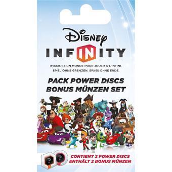 Pack de 2 Power Discs Disney Infinity (v.1.0)