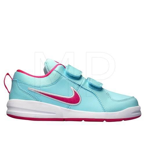 ENFANT Tennis basses à scratch Nike Pico 4 (Tailles 24 à 27)