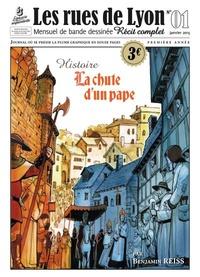 Accès gratuit à 63 BD Épicerie séquentielle sur l'histoire de Lyon (Dématérialisé)