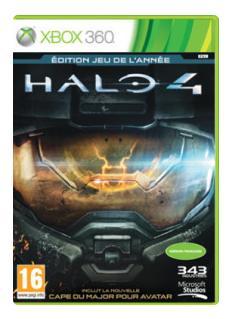 Sélection de jeux sur Xbox 360 (Halo 4, Forza Horizon...)
