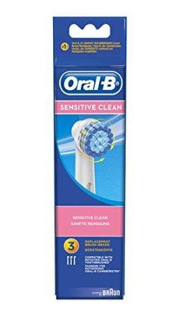 Lot de 3 Brossettes Oral-B - EBS17