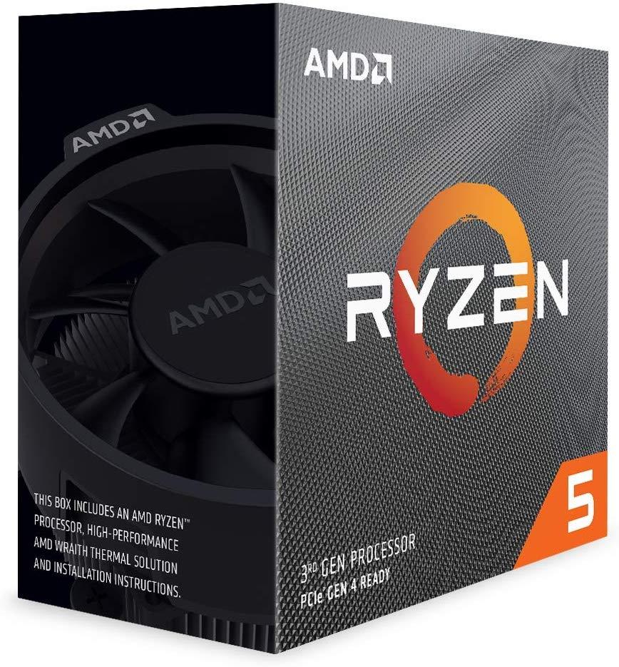 Processeur AMD Ryzen 5 3600 (Frais de port inclus)
