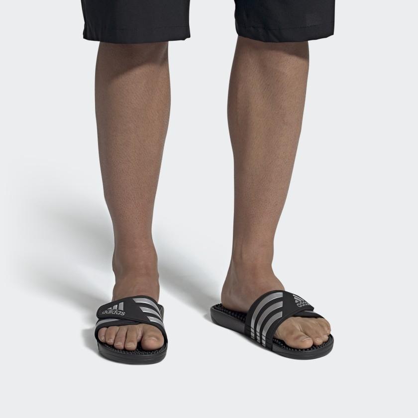 Claquettes adidas Adissage - Noir, Taille 38 à 47