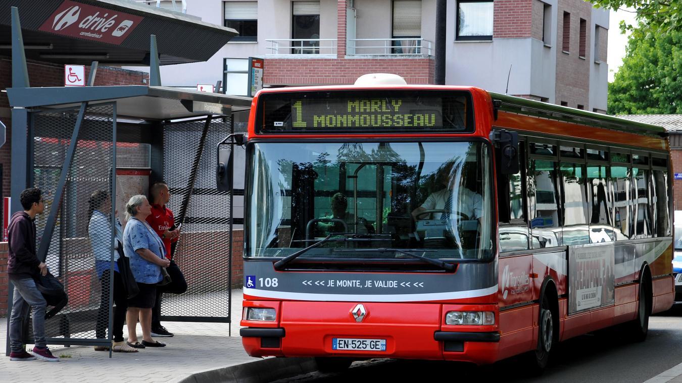 Transports en commun gratuits pendant la période de confinement à Valenciennes (59)