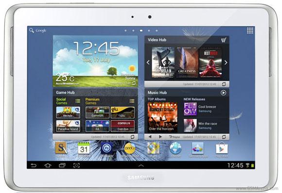 Tablette Samsung Galaxy Note 10.1 WiFi/3G 16 Go (Avec ODR de 50€)