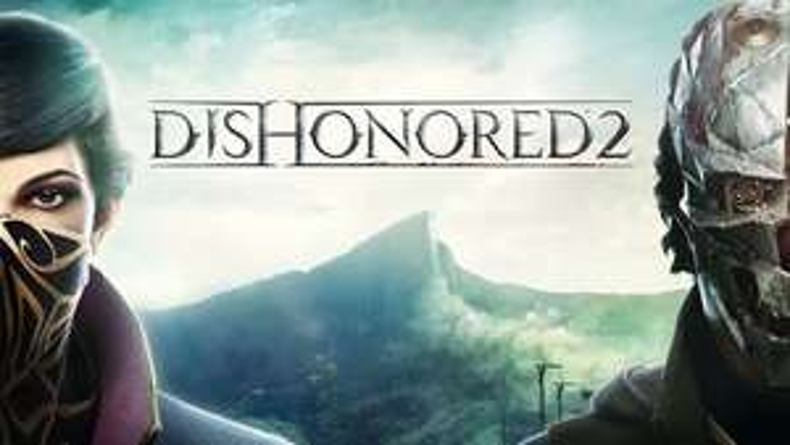 Sélection de jeux vidéo sur PC en promotion - Ex : Dishonored 2 (Dématérialisé)