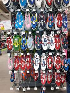 Chaussures Tennis - Divers couleurs