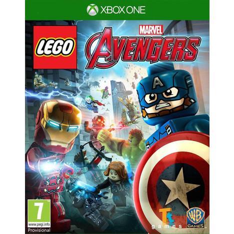 Lego Marvel's Avengers sur Xbox One et PS4