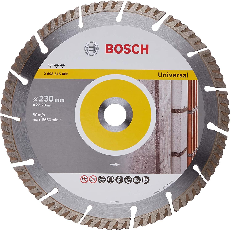 Disque à tronçonner diamant Bosch Pro 2608602195 - Ø 230