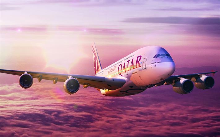 [Personnel Soignant] Sélection d'offres à destination du personnel soignant - Ex : 100 000 billets offerts chez Qatar Airways