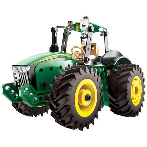 Jouet Meccano tracteur John Deere