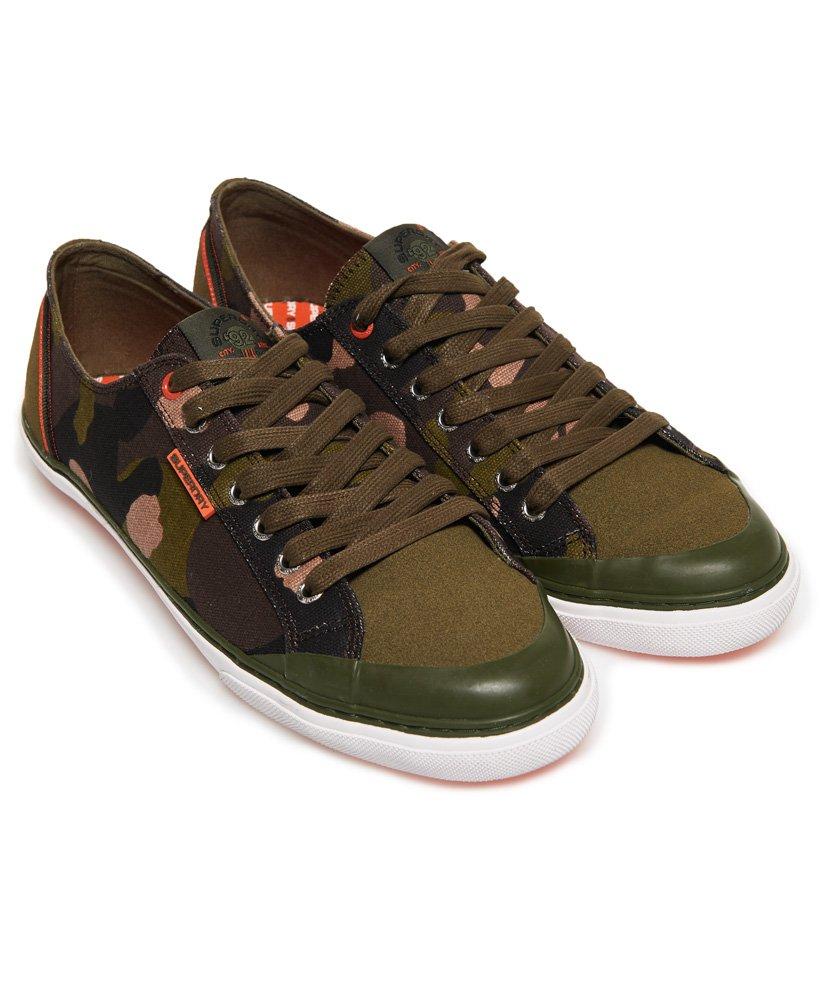 Chaussures pour Homme Superdry Low Pro Classique - Différents Coloris (du 40 au 46 selon les couleurs)