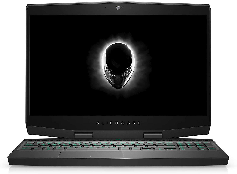 """PC portable 15.6"""" full HD Dell Alienware M15 - 144 Hz, i7-8750H, RTX-2060 (6 Go), 16 Go de RAM, 1 To + 256 Go en SSD, Windows 10"""