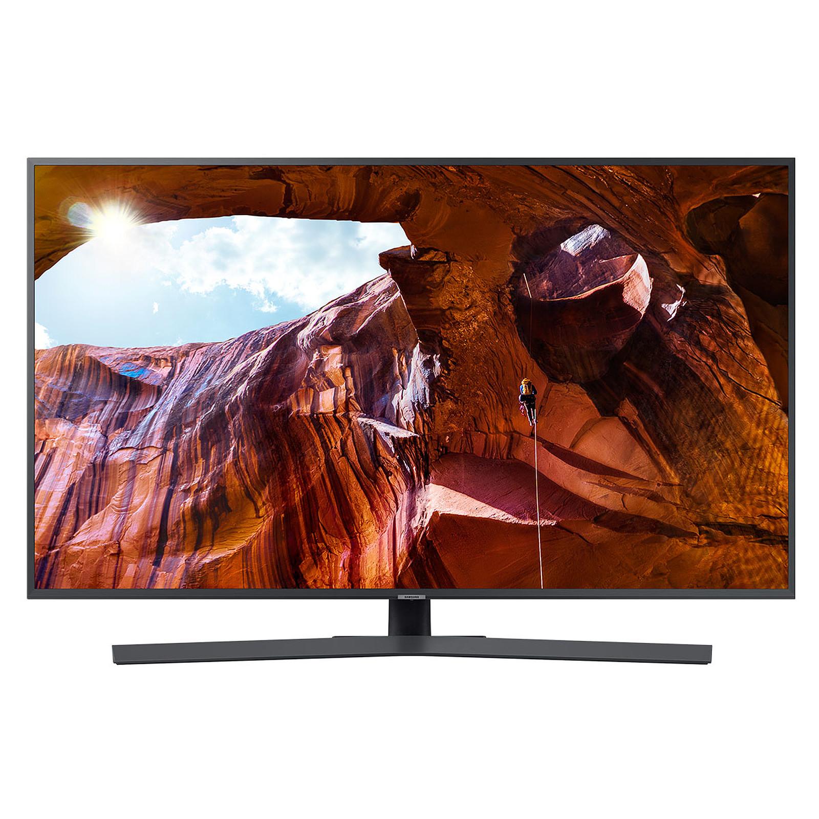 "TV 55"" Samsung UE55RU7405 (2019) - LED, 4K UHD, HDR 10+, 1900 PQI, Smart TV (Via ODR de 20%)"