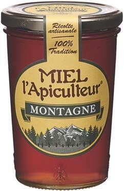 Miel l'Apiculteur Montagne - 500g