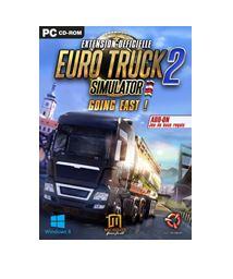 DLC Going East pour Euro Truck Simulator 2 sur PC (Dématérialisé - Steam)