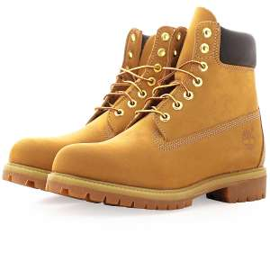 Chaussures Timberland 6in Premium pour Hommes - Tailles 40 à 47 1/2