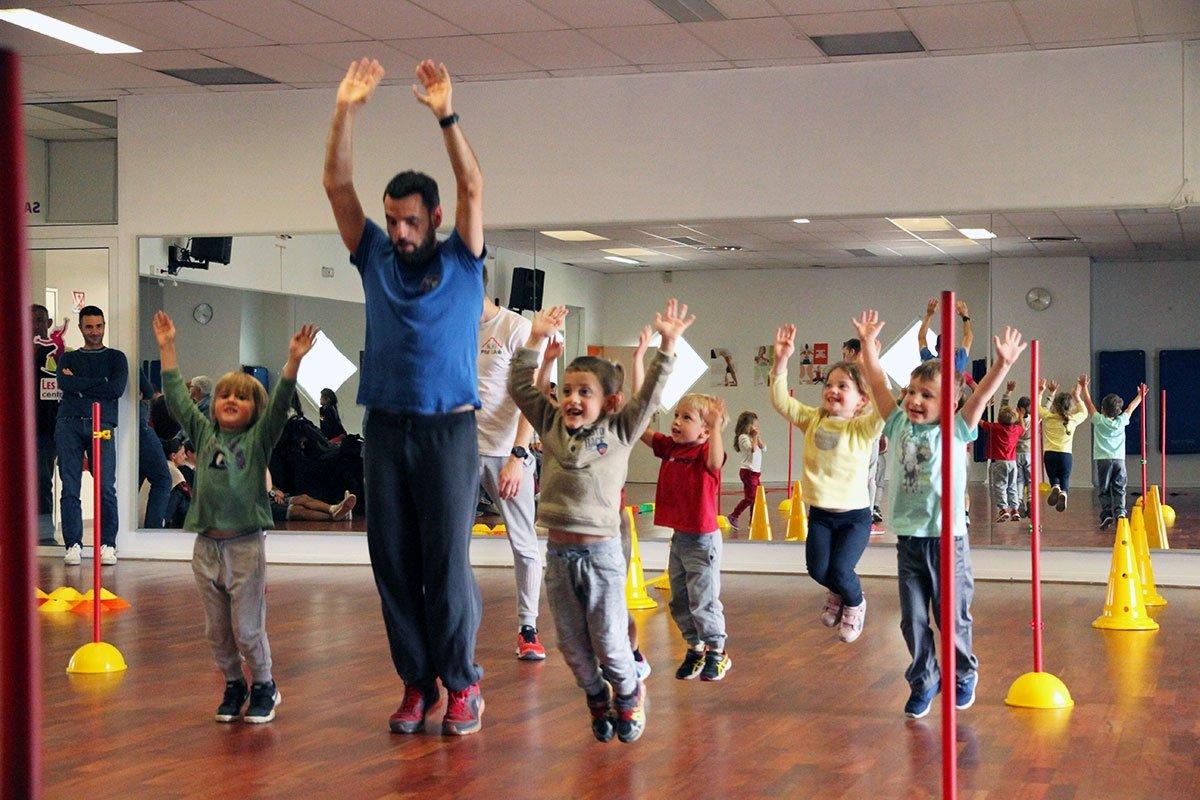 4 ateliers de Gym Eveil Gratuits durant la période de confinement (Mon petit club)