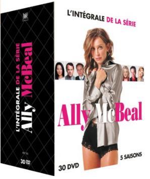 L'intégrale de la série Ally McBeal en DVD (Édition Limitée)