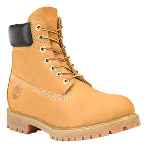 Chaussures Timberland Icon 6in Premium - Marron clair (Taille 40 à 50)
