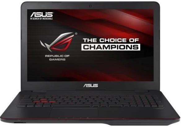 "PC Portable gamer 15,6"" Asus W10 G551JW-DM221T - Intel Core i5 - Full HD"