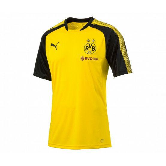 Maillot Entrainement Borussia Dortmund Jaune - Taille S