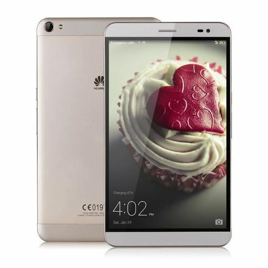"""Smartphone 7"""" Huawei Mediapad X2 702L (32Go, 3Go RAM)"""