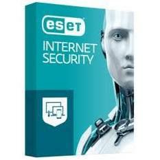Licence Antivirus ESET Internet Security Gratuit pendant 12 mois (Dématérialisé)