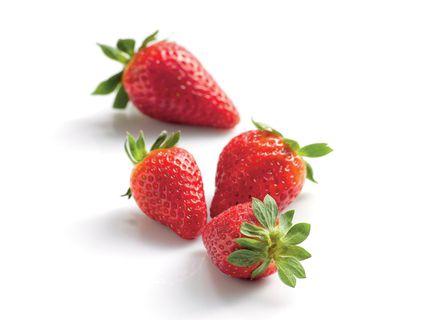 Barquette de fraises Gariguette - Origine France, 250g, Catégorie 1