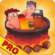 Idle Heroes of Hell - Clicker & Simulator Pro Gratuit sur Android