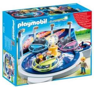 Playmobil attraction avec effets lumineux n°5554