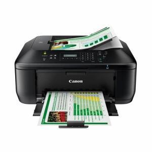 Imprimante multifonction 4 en 1 Canon Pixma MX475 - Jet d'encre, couleur, Wi-Fi, A4