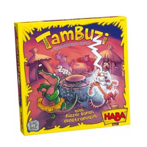 Jeu de société Tambuzi Haba