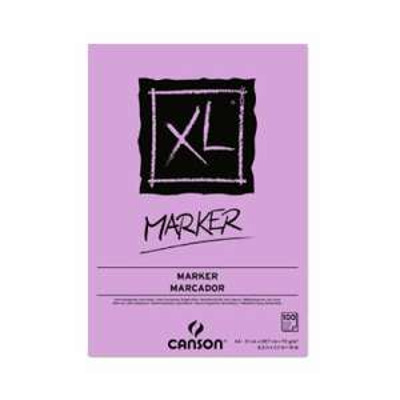 Bloc de 50 feuilles A2 Canson XL Marker (Livraison: 7.95€)