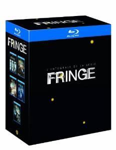 Coffret Blu-ray Fringe - L'intégrale de la série (saisons 1 à 5)