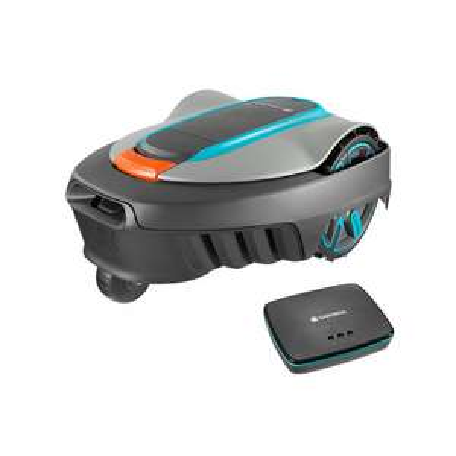 Robot tondeuse connecté Gardena Sileno City 500