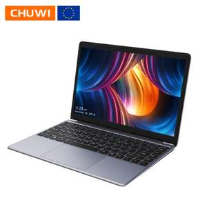 "PC portable 14.1"" full HD Chuwi HeroBook - Intel N4000, 8 Go de RAM, 256 Go en SSD, Windows 10, QWERTY (166.2€ avec le code 15bday)"