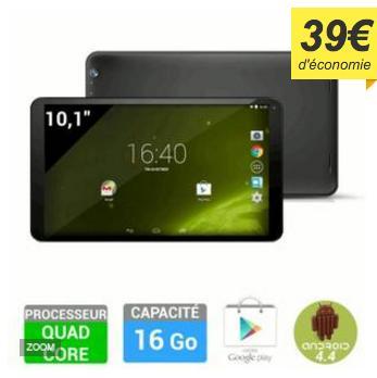 "Tablette 10.1"" Logicom L-ement Tab 1040 16Go"