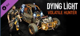 DLC Volatile Hunter pour le jeu Dying Light gratuit (Dématérialisé - Steam)