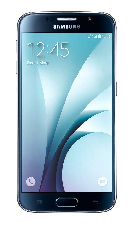 """Smartphone 5.1"""" Samsung Galaxy S6 32 Go (avec ODR 50€) - Bleu ou or"""