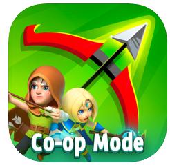 2000 pièces, 20 d'énergie et une clé offerts pour Archero sur iOS