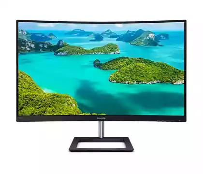 """Ecran PC 32"""" Philips E Line 328E1CA - 4K UHD, Dalle VA, 60 Hz, 4 ms (Via Coupon)"""