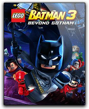 Lego Batman 3: Beyond Gotham sur PC (Dématérialisé - Steam)