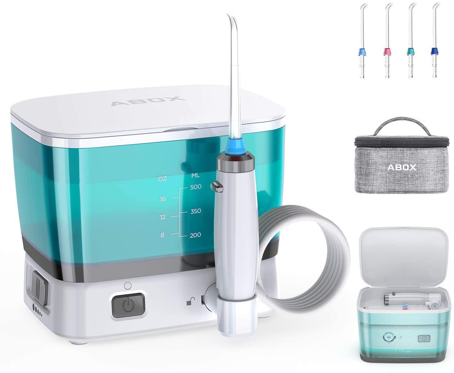 Hydropulseur rechargeable Abox FC2580 - 500 ml (Vendeur Tiers)