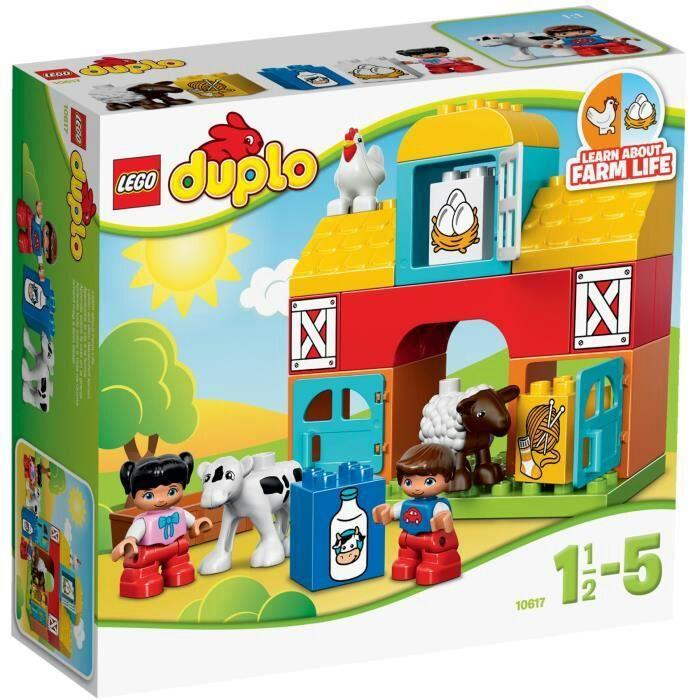 Sélection de Lego Duplo en Soldes - Ex : Ma première ferme