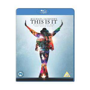 Michael Jackson: This Is It (Blu-ray)