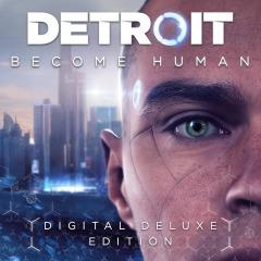 Detroit: Become Human - Édition Deluxe + Heavy Rain sur PS4 (Dématérialisé)